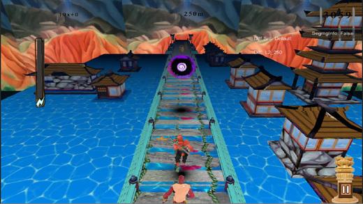 Blood Man Revenge 3D Race Game Screenshot 3